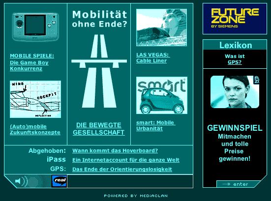 Futurezone Screen