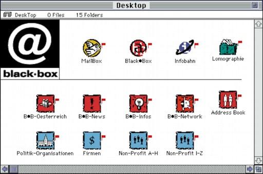Black•Box Desktop