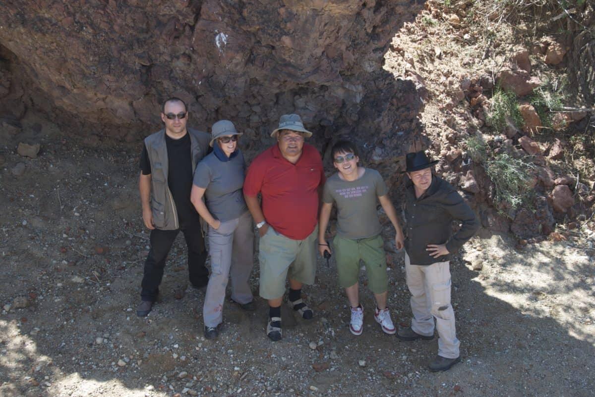 Vor 10 Jahren: Gobi Treasure Hunt